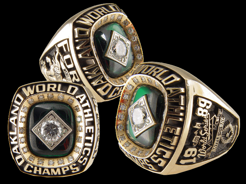 Authentic Sf Giants World Series Rings