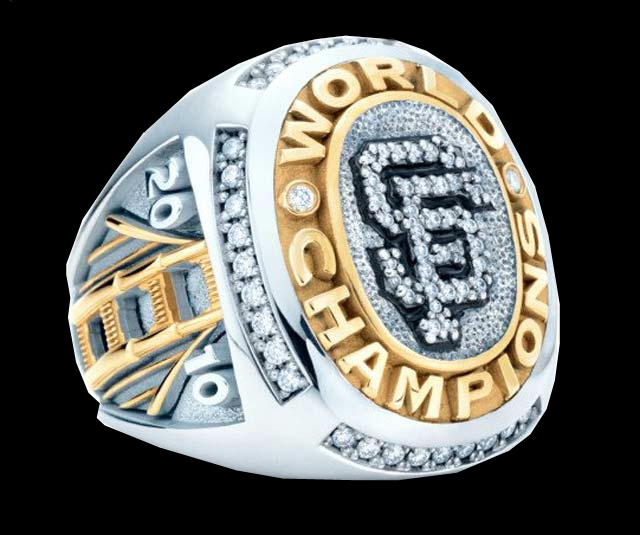 Detroit Tigers World Series Rings
